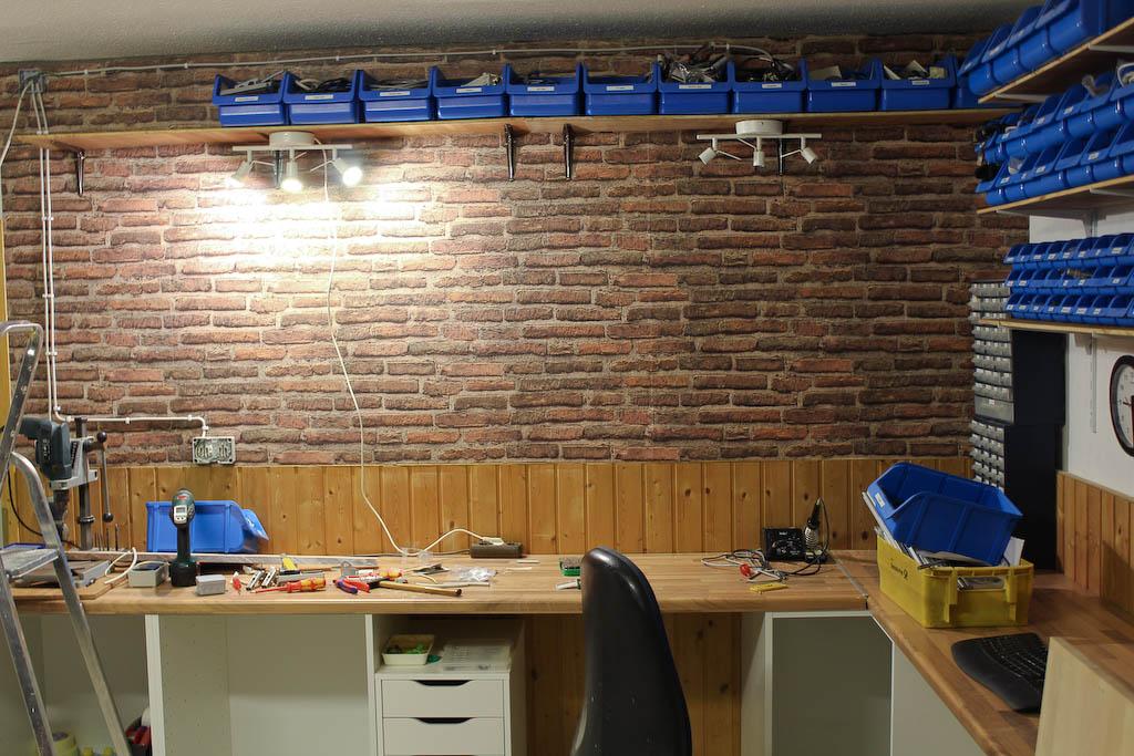 Die Neue Werkstatt Builder S Cave