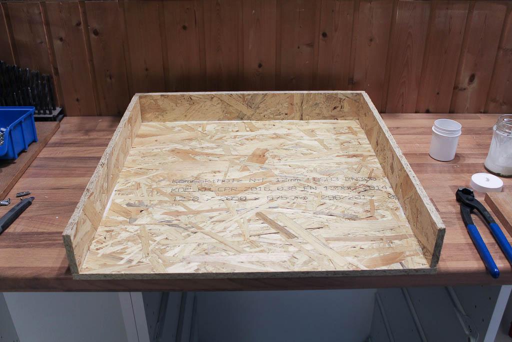 Relativ Mehr Stauraum für die Werkstatt - Mit Schubladen aus OSB-Platten HZ97